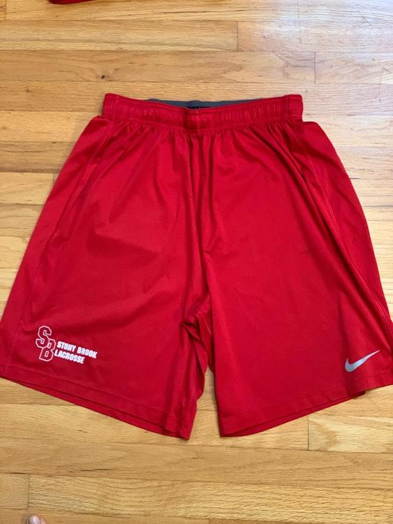 Stony Brook Athletics 2 Dri Fit Shorts 2 Practice Shirts