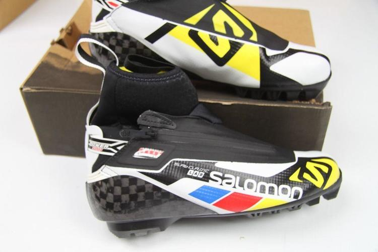 SALOMON S LAB Skate Pro Nordic Ski Boots Cross Country US