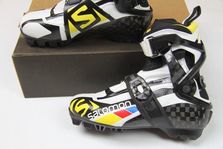 Salomon S lab Skate Pro Nordic Ski Boots EUR 36 23 US 4.5 prt#13325