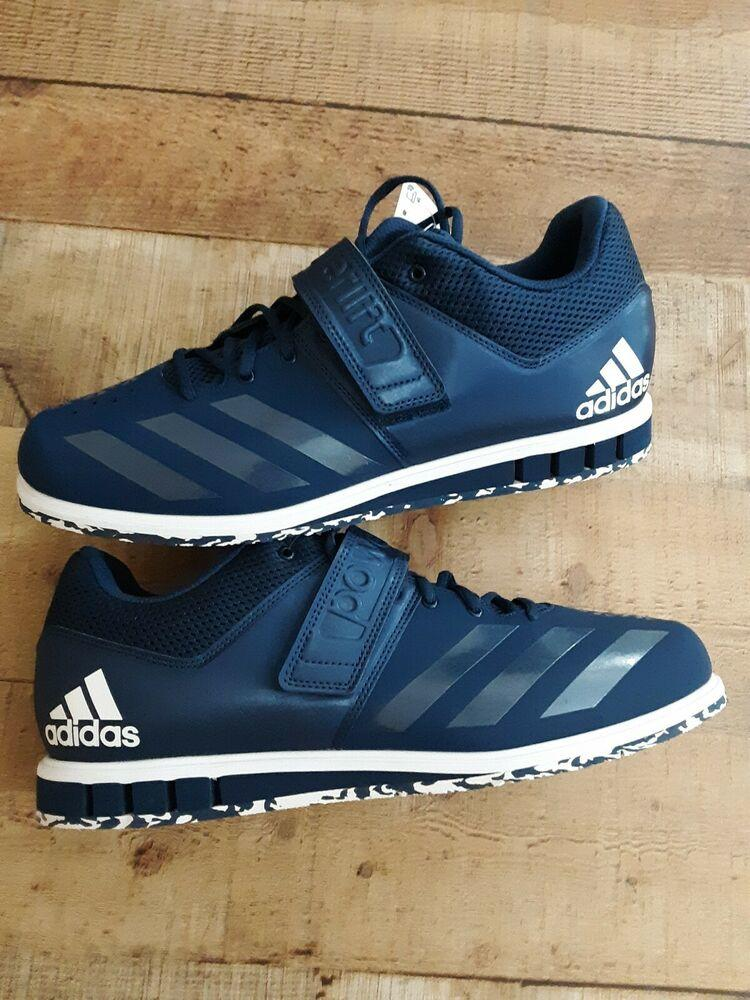 Adidas Mens Powerlift 3.1 Workout Weightlifting Shoes SZ ...