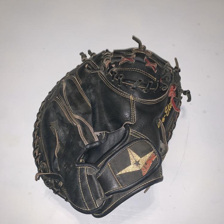 All Star Cm3000sbk Catchers Glove