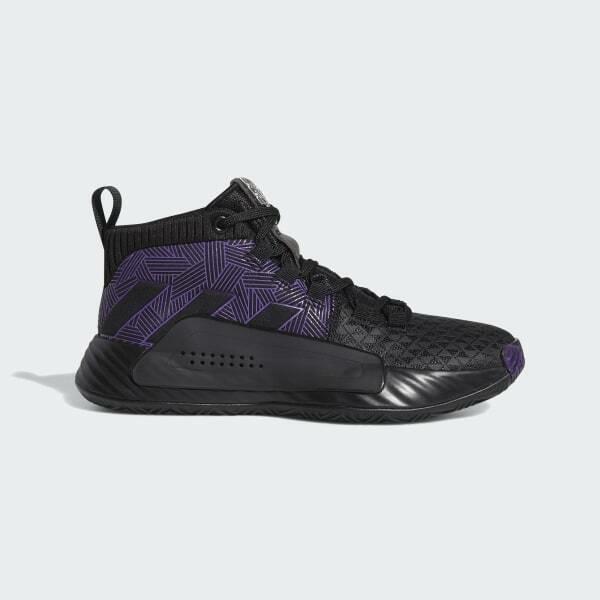 Adidas youth 4.5 damian lillard dame 5