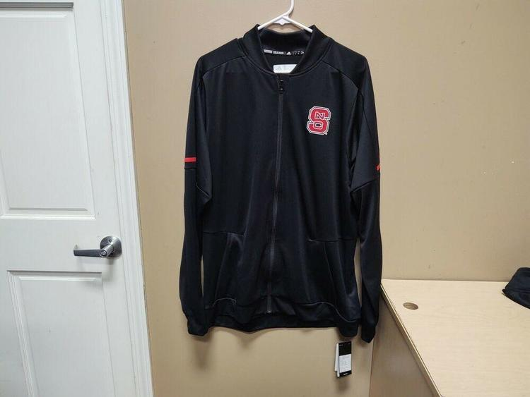 New Adult Small Adidas warm up jacket