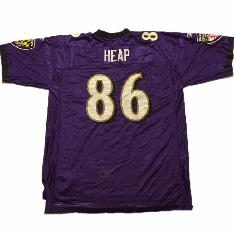 Baltimore Ravens Todd Heap Jersey | SidelineSwap