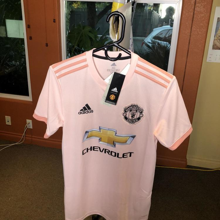 Adidas Manchester United 2019 2020 Away Jersey Brand New Soccer Apparel Jerseys