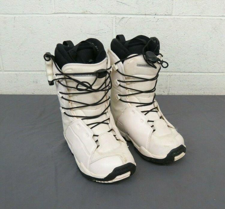 Vorschau von Angebot exquisite handwerkskunst Salomon Fusion F20 High-Quality All-Mountain Snowboard Boots US Women's 7  EU 39