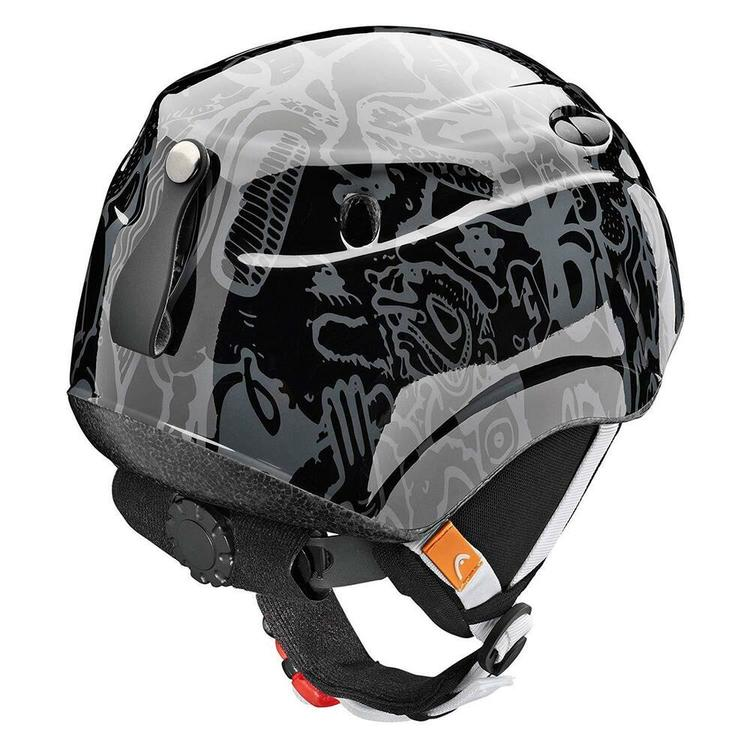540 audio poseidon Ski Helmet  ski snowboard helmet size large 58-59cm   New