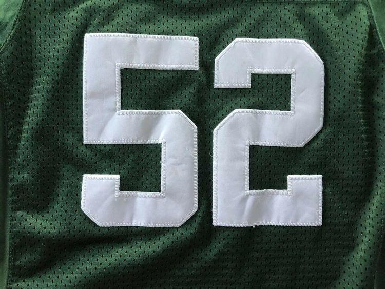Clay Matthews Green Bay Packers Jersey Stiched Youth Size Small 10-12 Box A   SidelineSwap