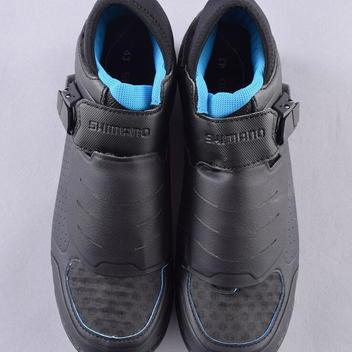 Black Shimano ME7 - SPD Shoes ME700