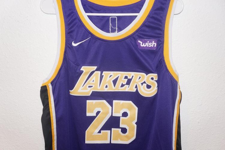 nike wish lakers jersey off 57% -