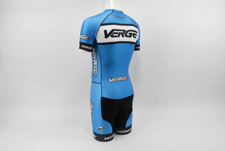 Size XS Orange Brand New Verge Men/'s Fleece Cycling Leg Warmers