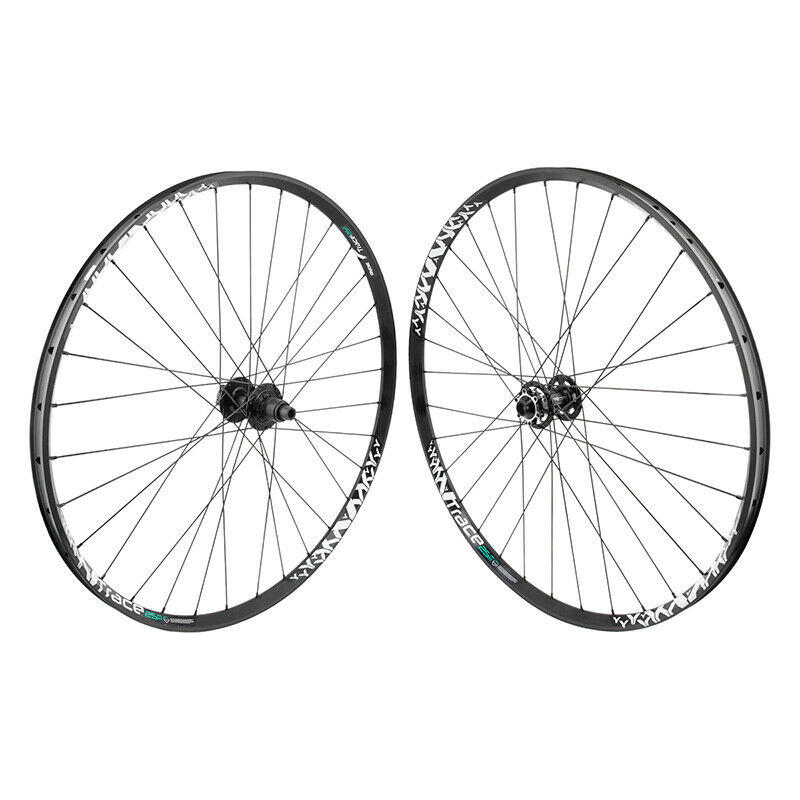 Ryde Trace25 29ER Mountain MTB Bike Wheelset Tubeless Clincher 15 x 100 12 x 142