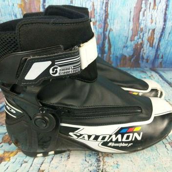 Details about Salomon S Lab Classic Nordic Ski Boots EUR 36 23 US 4.5 prt#14198