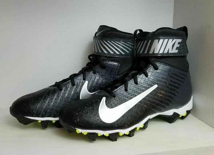 Nike Strike Shark High Top Black White