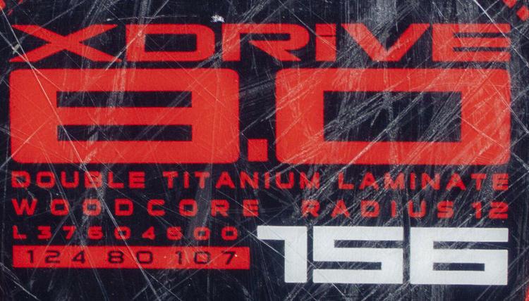 XT10 Bindings Sizes 156 163 170 177 Red Black $650 Mens Salomon XDrive 80 Skis