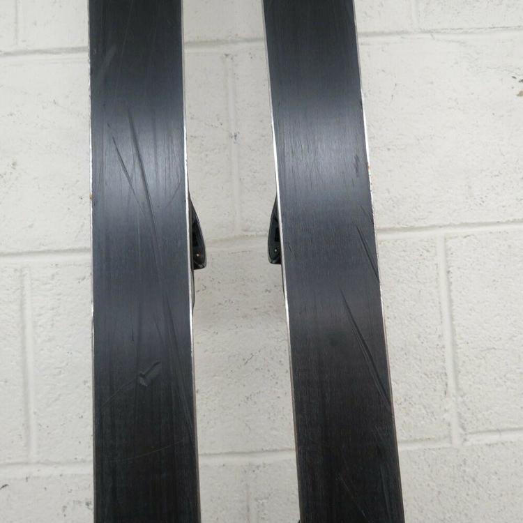 Salomon Crossmax 09 177cm 103-66-93 R=18m W/ S711 Bindings