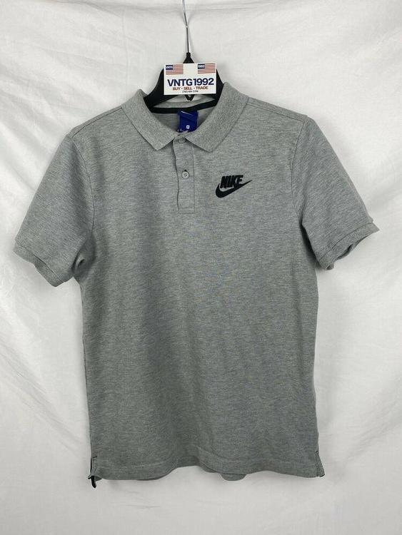nike polo embroidered