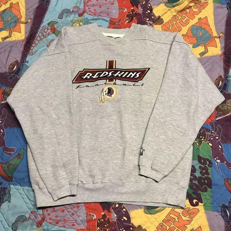 nfl redskins sweatshirt