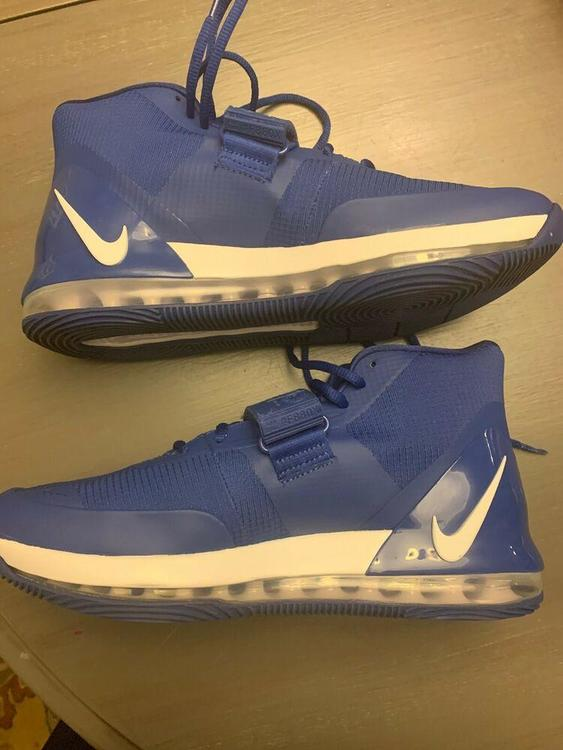 Nike Air Force Max 19 TB Promo Basketball Shoes AR4095 403 Blue Size 10 Men's SPRZEDANYObuwie Turfs, Indoor, Sneakers & TrainingSidelineSwap SPRZEDANYObuwie Turfs, Indoor, Sneakers & Training SidelineSwap