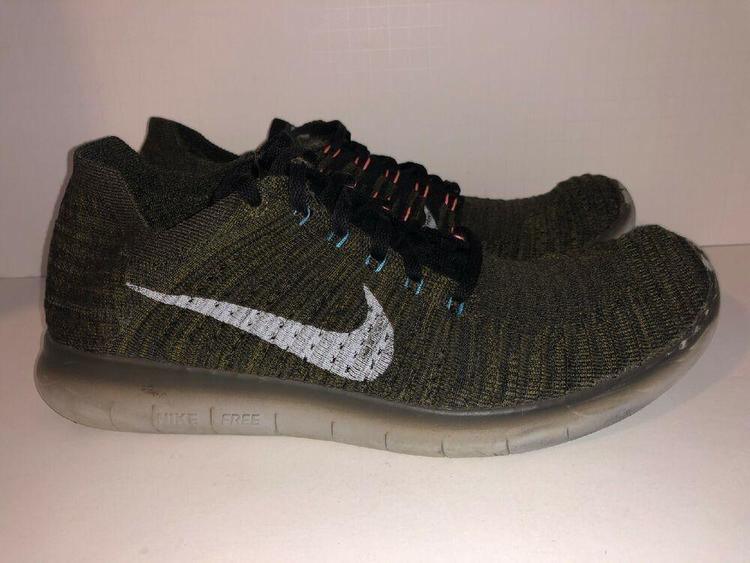 The Nike nike EPIC REACT FLYKNIT epic re act fly knit running shoes men man land, running article