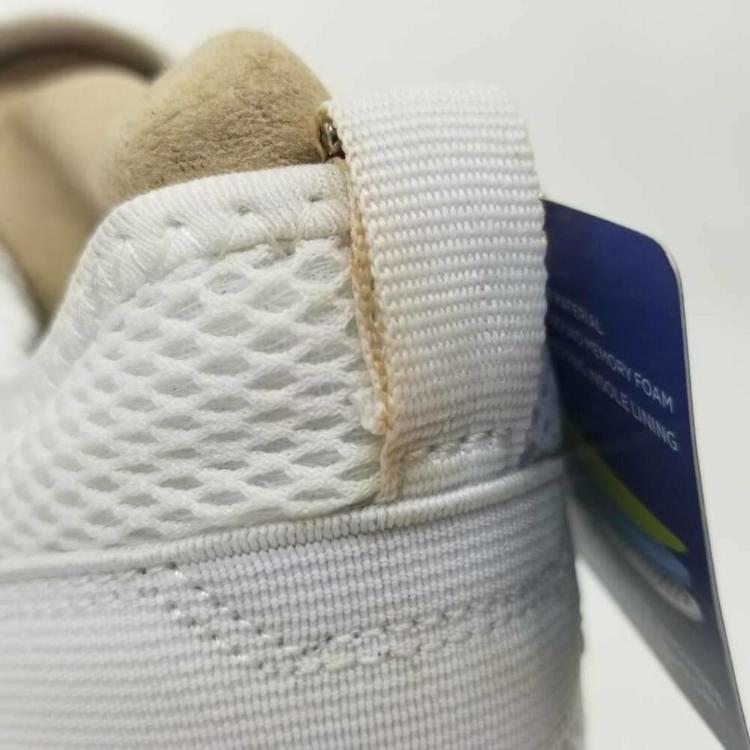 Skechers Mens Sz 10 Drafter Havenedge Walking Shoes White Air Cooled 52943 New Skodon Turfs, inomhus, sneakers & träningSidelineSwap Skodon Turfs, inomhus, sneakers & träning SidelineSwap