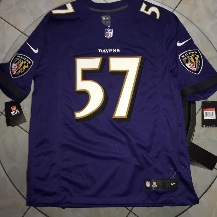 2016 ravens jersey