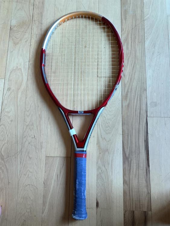 Wilson Men's Tennis Racket | Tennis & Racquet Sports Balls | SidelineSwap