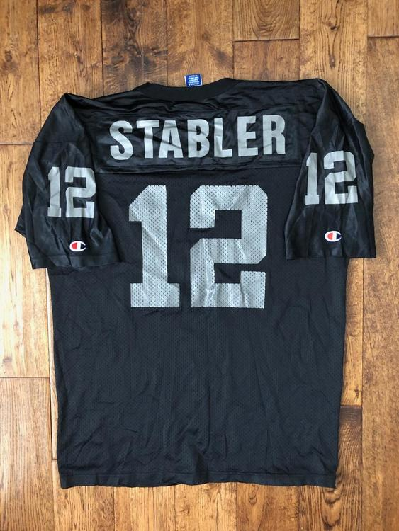 raiders jersey sizes