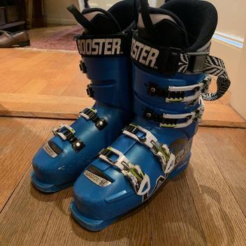 Details about Salomon Mission Cruise Ski Boots Size 27