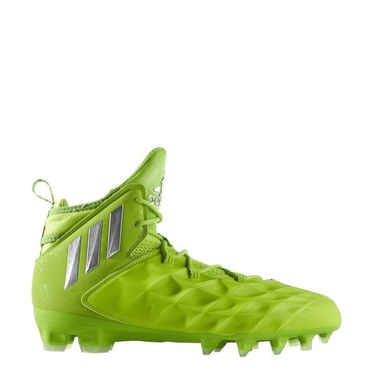 Adidas Freak LAX Mid sz 10.5 Lime Green