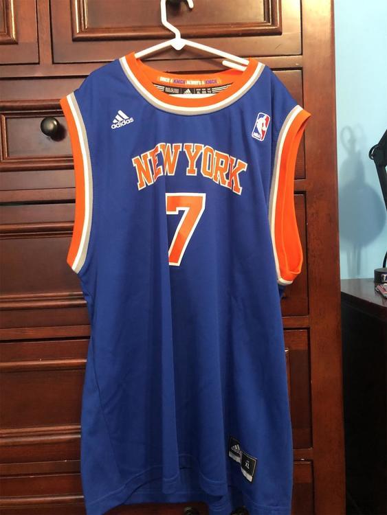 Carmelo Anthony Youth XL Knicks Jersey