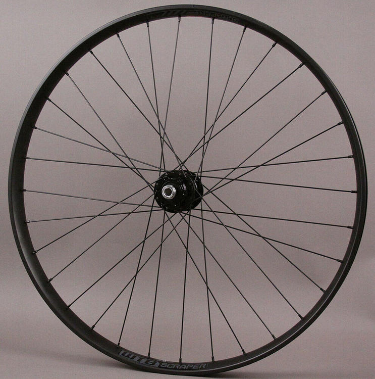 WTB Scraper i40 Rims 27.5 650b Mountain Bike MTB Wheelset 6B  32h Tubeless Boost
