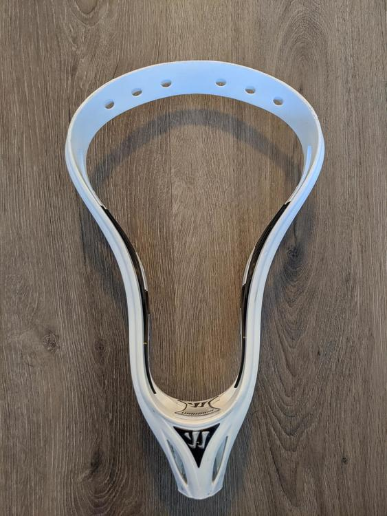 Warrior Evo 3X Unstrung Lacrosse Head