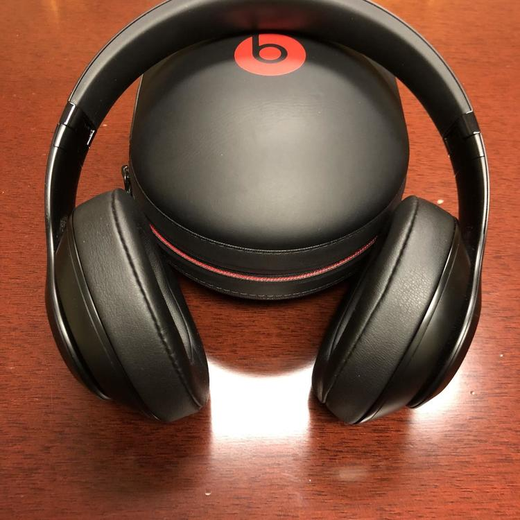 Beats Studio 3 Wireless Noise Canceling Headphones Matte Black Electronics Gaming Esports Electronics Accessories