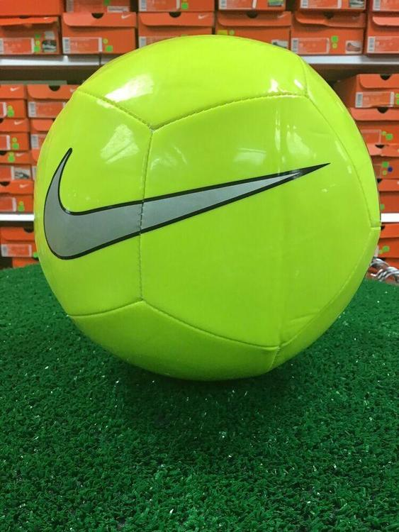 various colors quality products professional sale Nike Pitch Training Ball Yellow / Black Size 4 Brand New FIRM ...