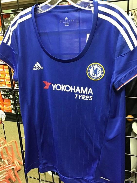 Chelsea FC Jerseys   New, Preowned, and Vintage