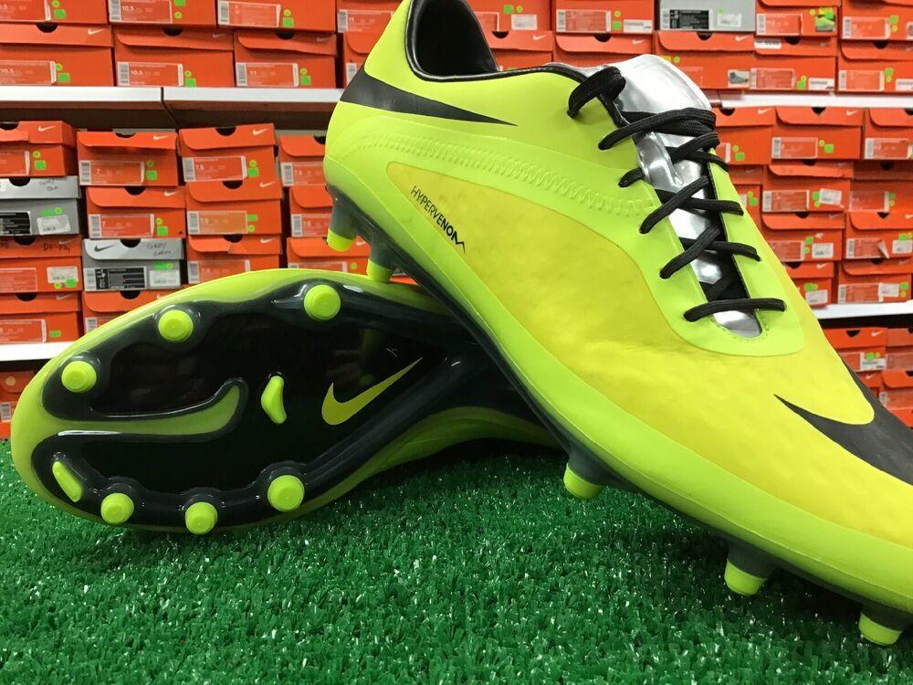 Nike New In Box Hypervenom Phatal FG