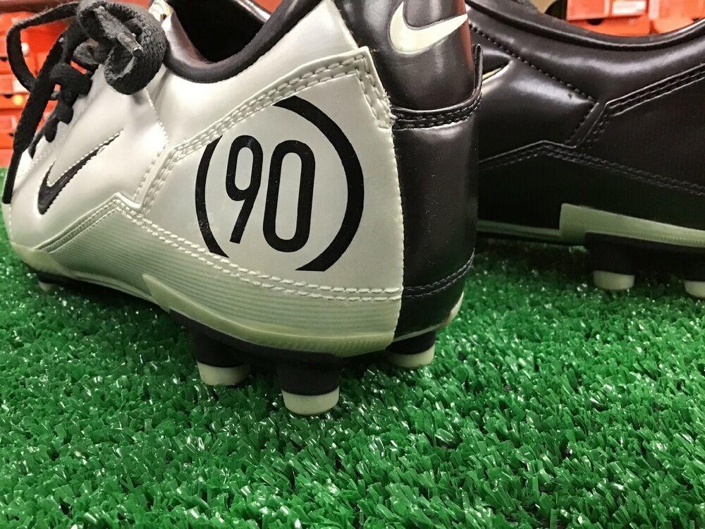 Nike Jr Total 90 III Fg Metallic White
