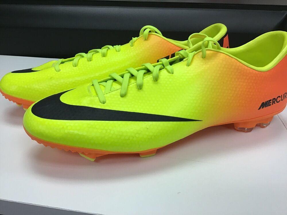 Nike New Mercurial Vapr IX FG Cleats