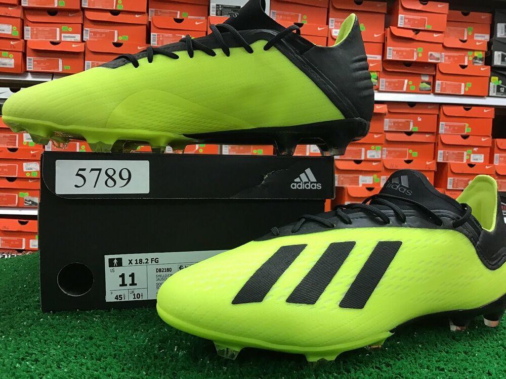 Adidas Men's X 18.2Firm Ground FG