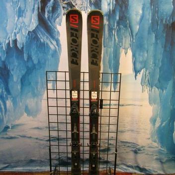 Scott New Aztec Pro 165cm Ski w Used Marker Speedpoint Binding or similar FITTED