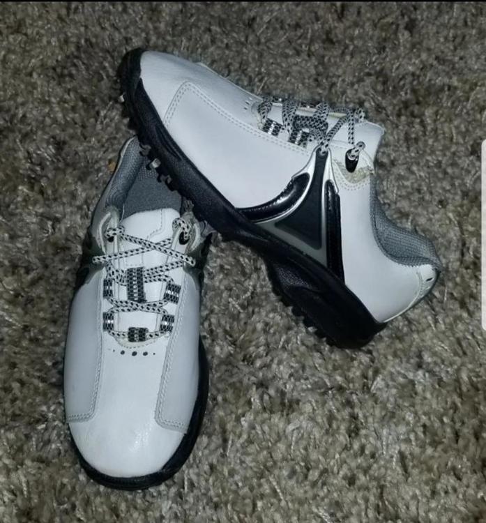 Footjoy Kids Golf Shoes Sidelineswap
