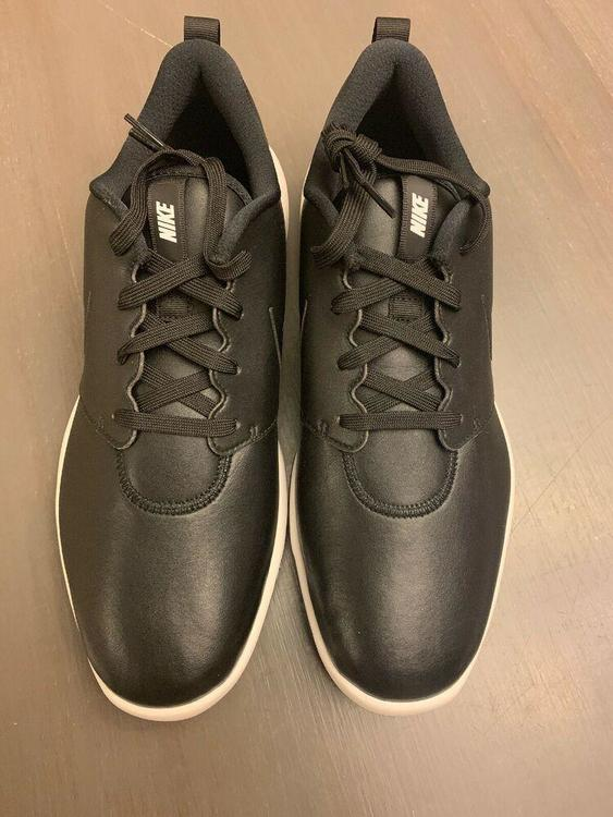 Nike Roshe G Tour Ar5580 001 Golf Shoes Men Size 10 5 New Removed Footwear Turfs Indoor Sneakers Training