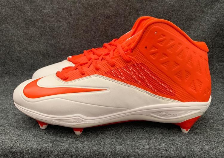 Nike Zoom Code Elite 3/4 Shark Orange
