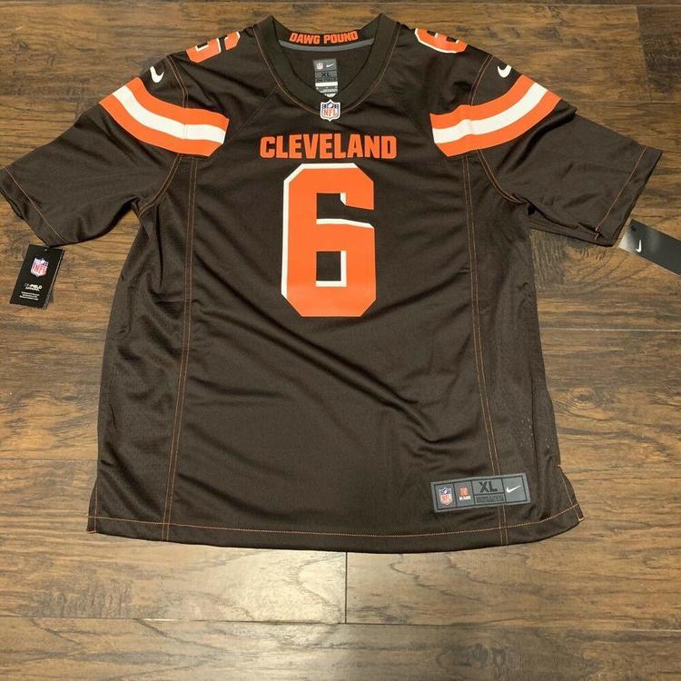 cleveland browns jersey baker mayfield