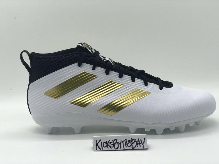 Adidas Freak Ghost White Black Gold