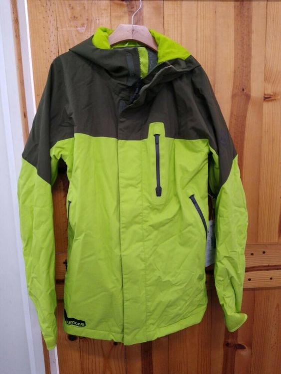 Sherpa New with tags! Burton Snowboards Mens System Jacket Small