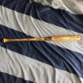 Marucci MVEILINDY12-BK//SM 34 LINDY12 Francisco Lindor Maple Wood Baseball Bat