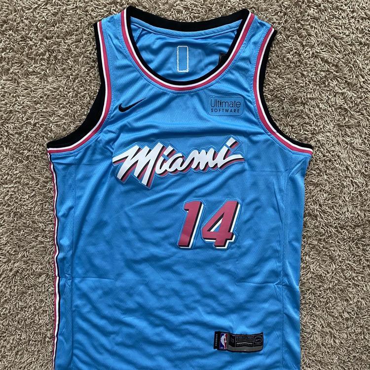 Nike Tyler Herro Miami Heat Jersey Apparel Jerseys