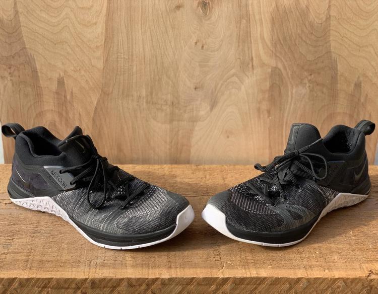 Nike Metcon DSX Flyknit 3 Black Used